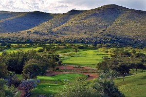 1st hole (Lost City Golf Course)